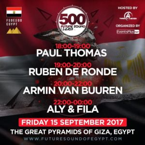 aly and fila egypt fsoe500 set times
