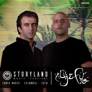 Storyland Festival Colombia January 6th