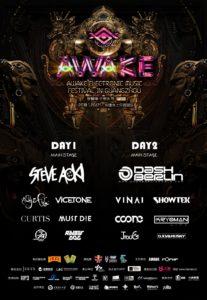 Awake Festival, Guangzhou, China , Jan 20th (1)