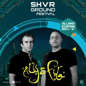 SHVR Ground Festival Jakarta May 5th