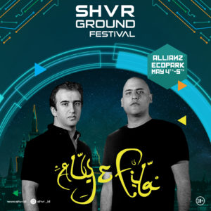 SHVR Ground Festival Jakarta May 5th