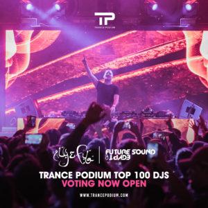 Trance Podium Top 100 DJ Poll artwork